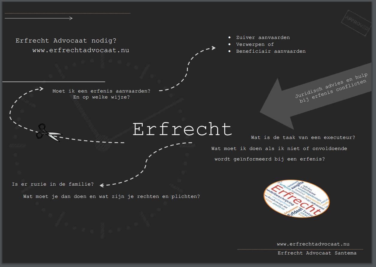 erfenis pdf Wat moet je doen en wat zijn je rechten en plichten bij een