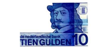 De nederlandsche bank tien gulden